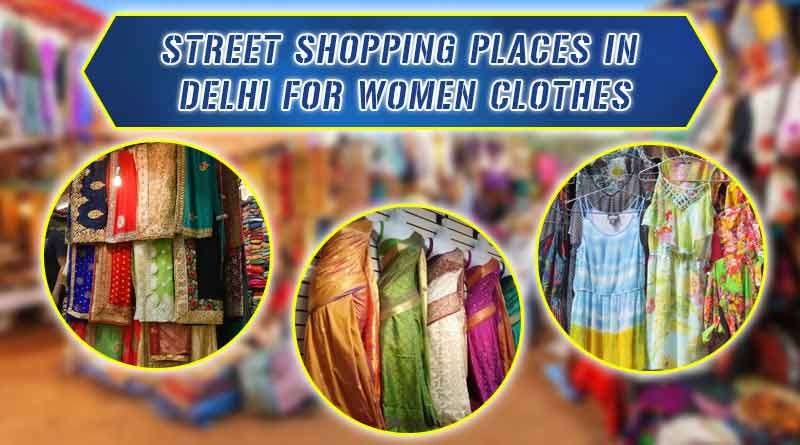 shopping place for women in delhi
