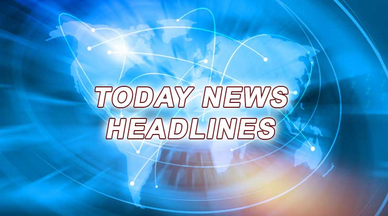 Today News Headlines 3rd September 2019