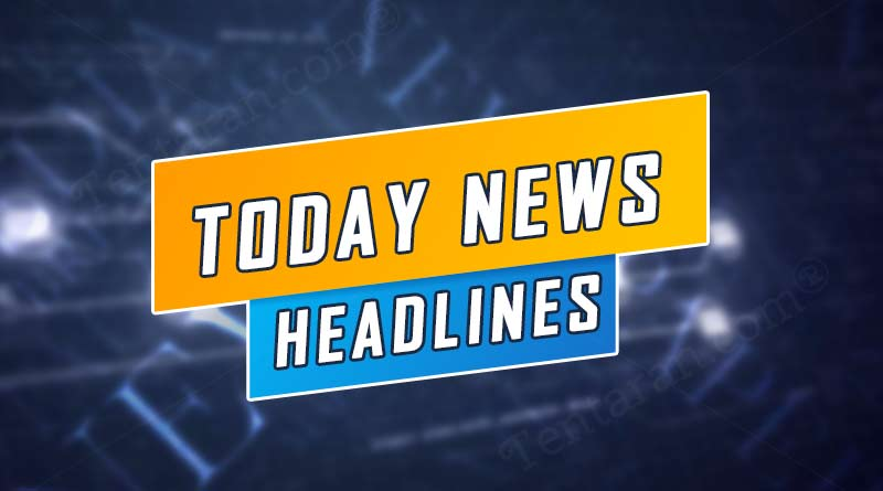 today news headlines 18th september