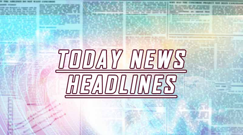 today news headlines 2nd september
