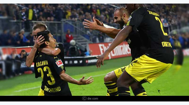 woeful borussia dortmund draw points