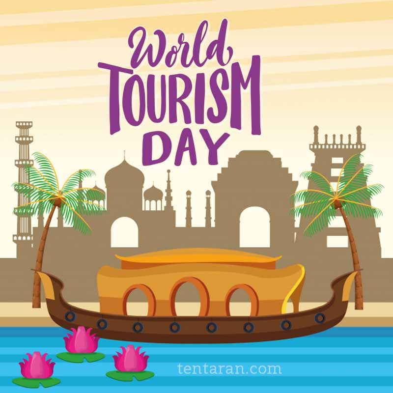 world tourism day poster wishes