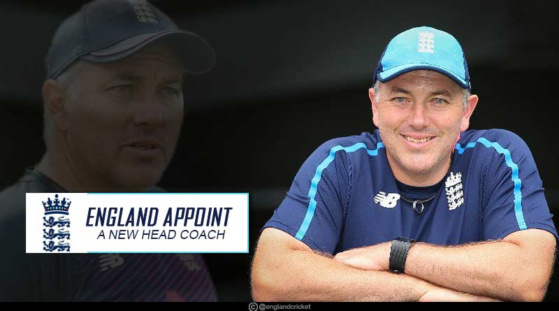England new head coach