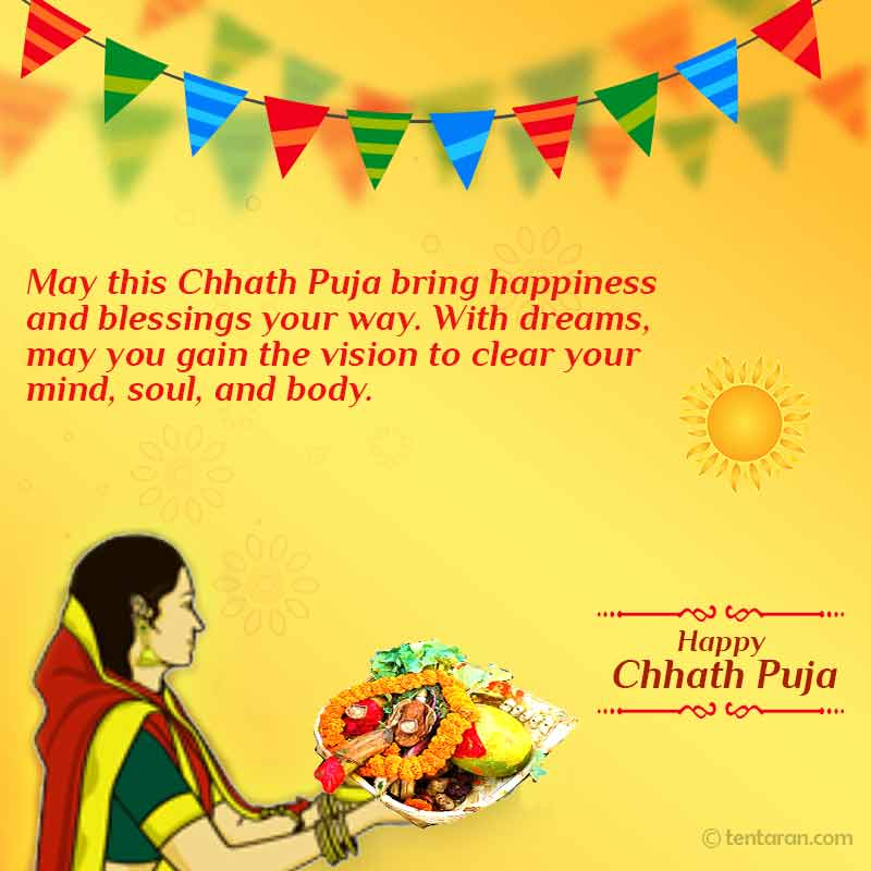 Happy Chhath Puja 2019 Wishes Images1