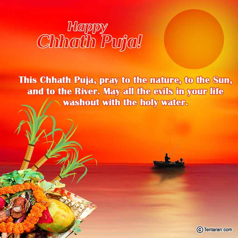 Happy Chhath Puja 2019 Wishes Images3