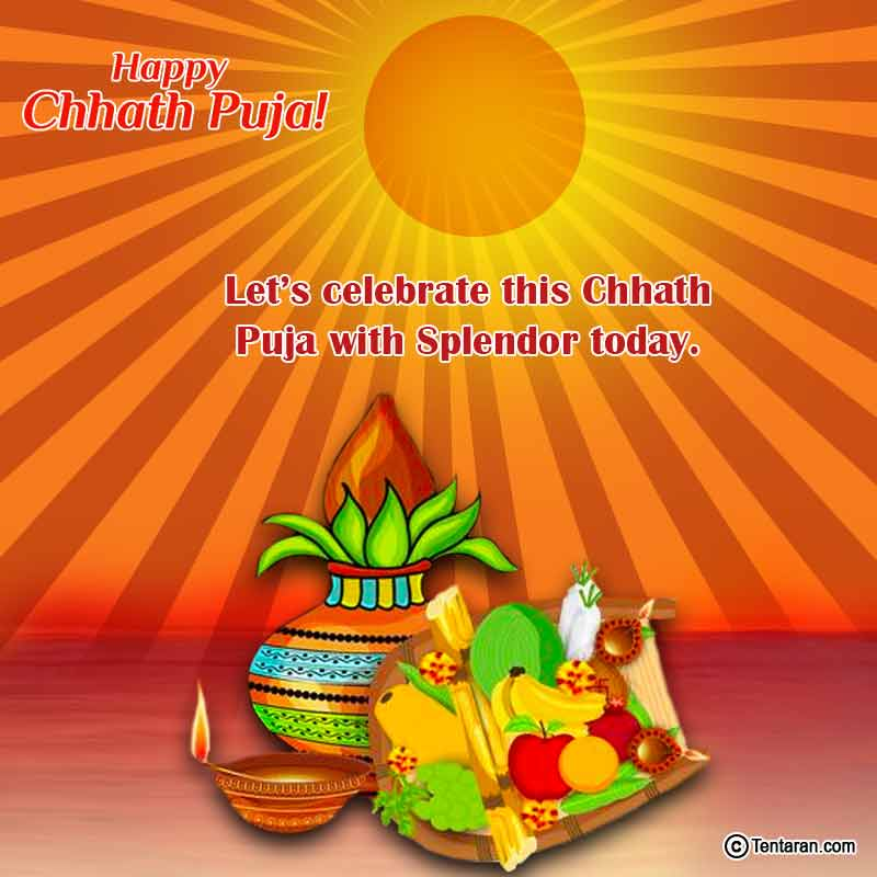 Happy Chhath Puja 2019 Wishes Images4