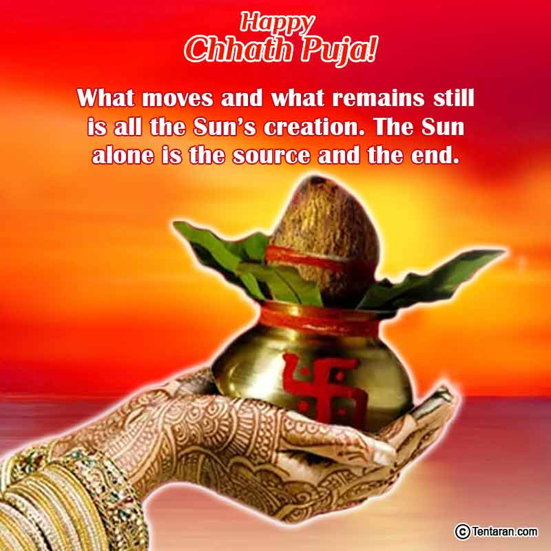 Happy Chhath Puja 2019 Wishes Images5