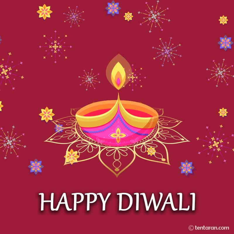 Happy Deepavali Greetings Image