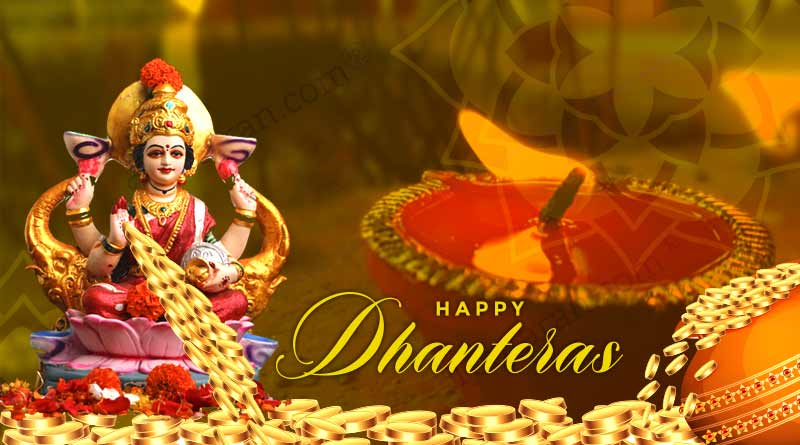 Happy Dhanteras 2019 Wishes Images Photos