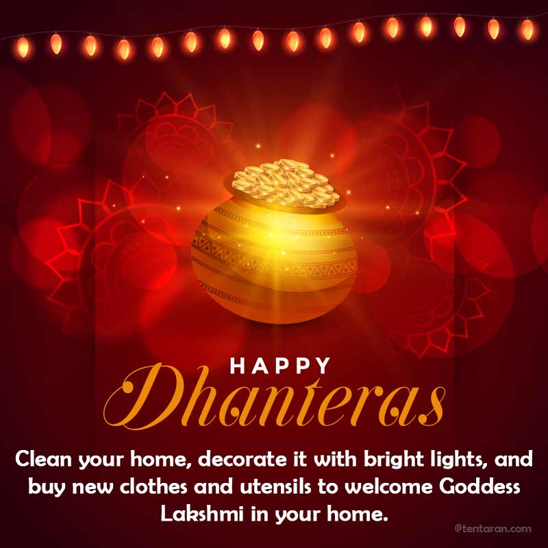 Happy dhanteras wishes images quotes11