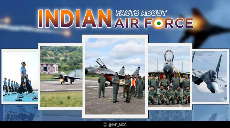 Indian Air Day Interesting facts