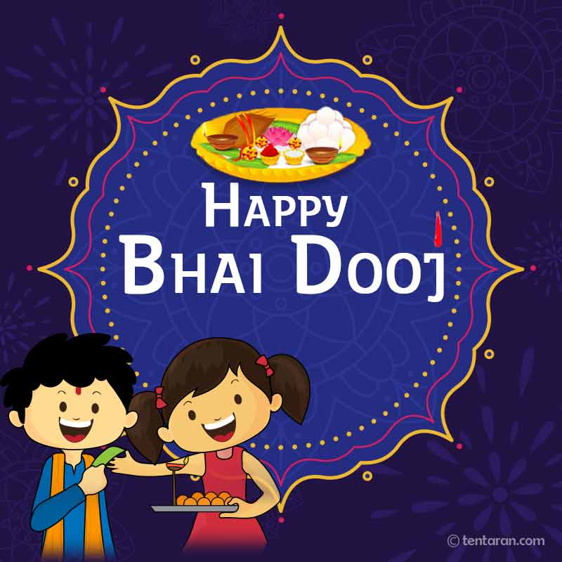 Wishes for Brothers on Bhai Dooj