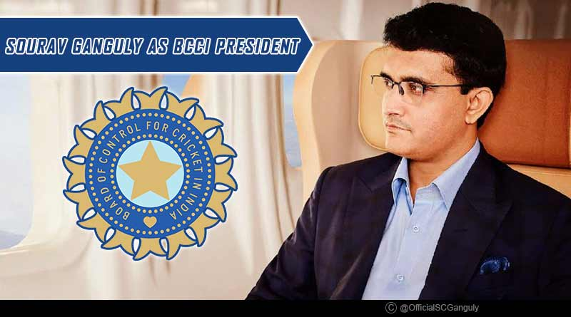 The Prince Of Kolkata is all set to be nominated as the new President of BCCI
