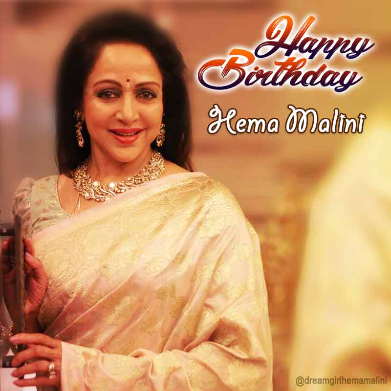 happy birthday hema malini wishes image3
