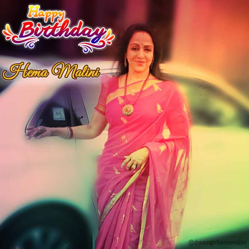 happy birthday hema malini wishes image4
