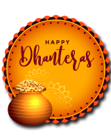 happy dhanteras whatsapp sticker2