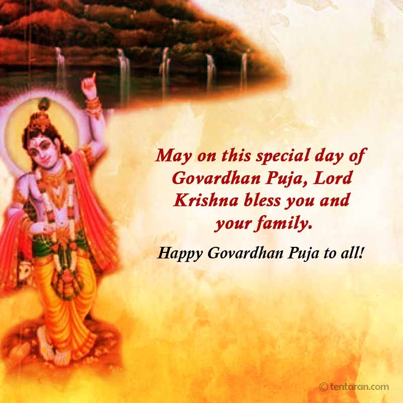 happy govardhan puja 2019 wishes images