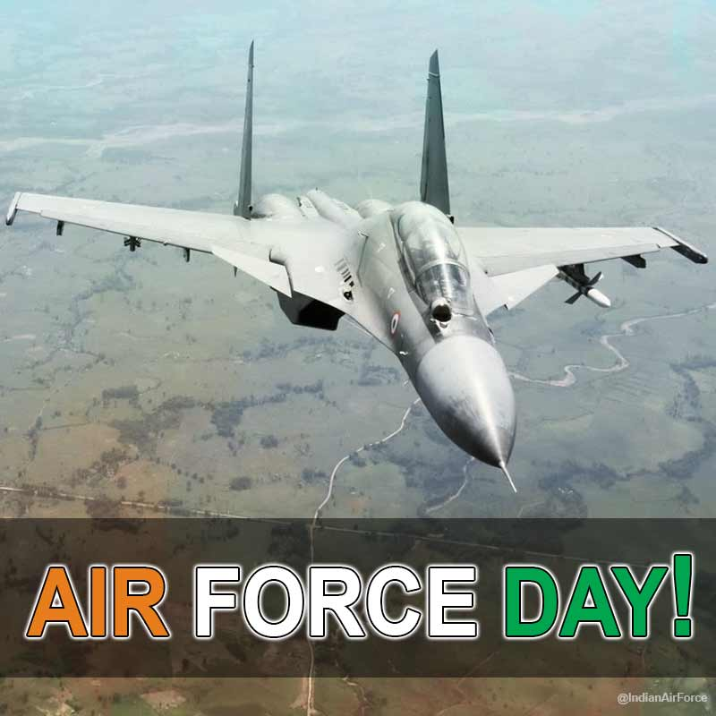 happy indian air force day1