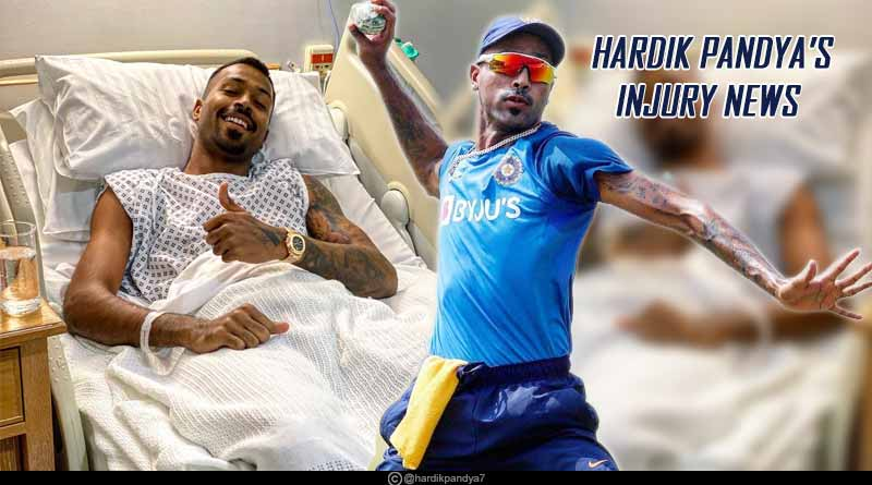 hardik pandya injury news