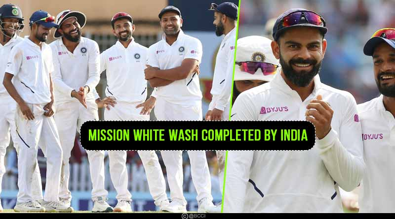 india vs south africa 2019 3rd test match highlights