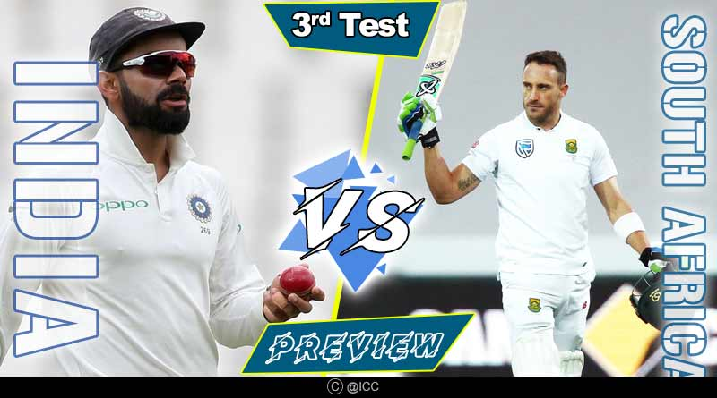 India vs South Africa 2019 3rd Test Match: India to Play for Whitewash against South Africa