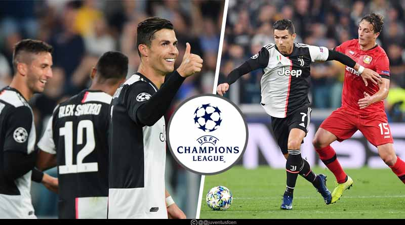 juventus vs bayer leverkusen 2019 ucl highlights