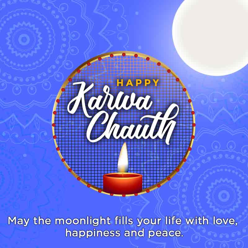 karwa chauth quotes with image11