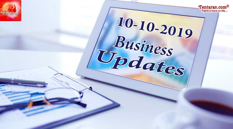latest india business news 10th october