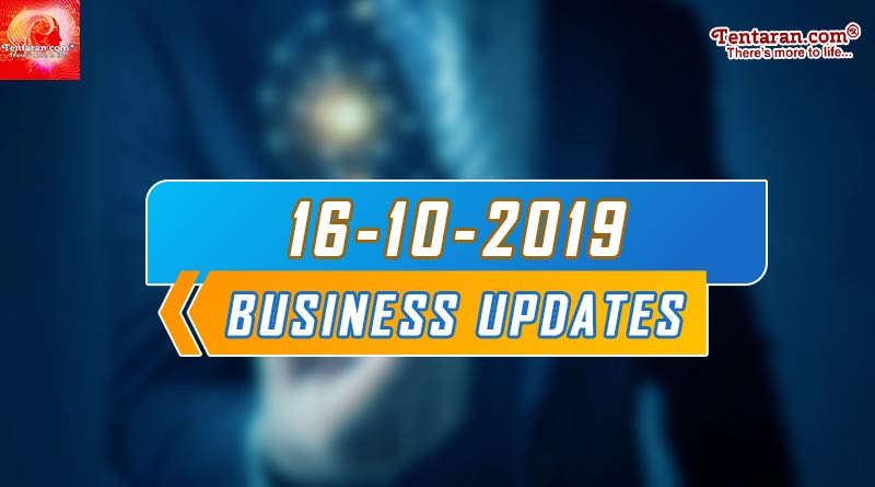 latest india business news 16th october