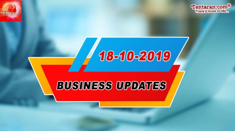latest india business news 18th october