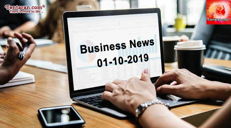 latest india business news 1st october