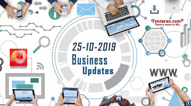 latest india business news 25th october