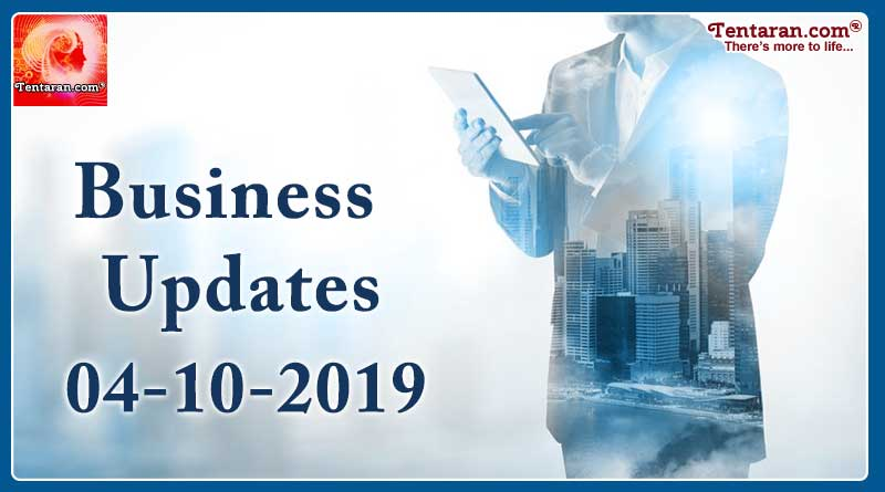 latest india business news 4th october