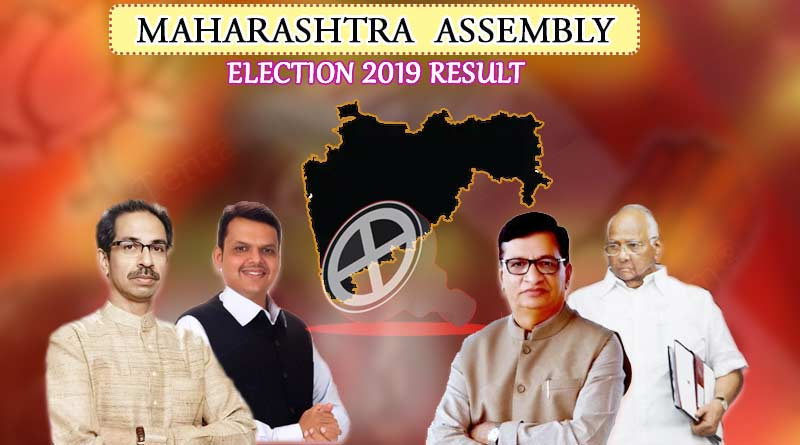 maharashtra assembly election 2019 result