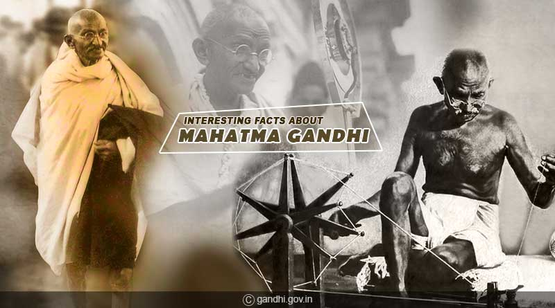 mahatma gandhi interesting facts
