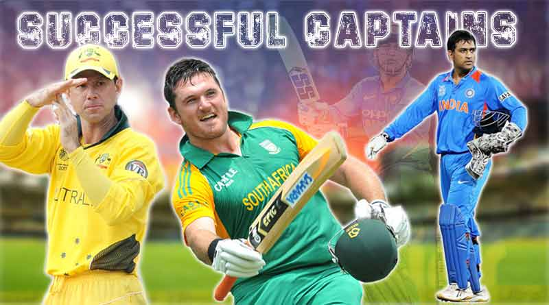 most successful captains in cricket