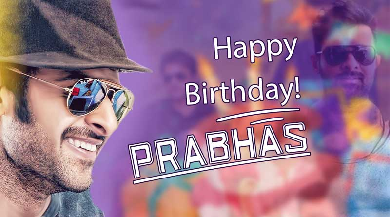 Happy Birthday Prabhas: Prabhas Birthday Wishes, Photos, Images, and more