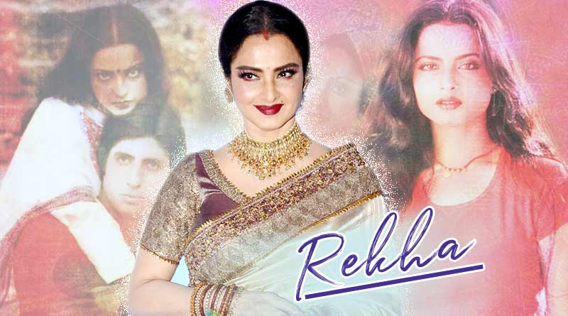 unknown facts about Rekha