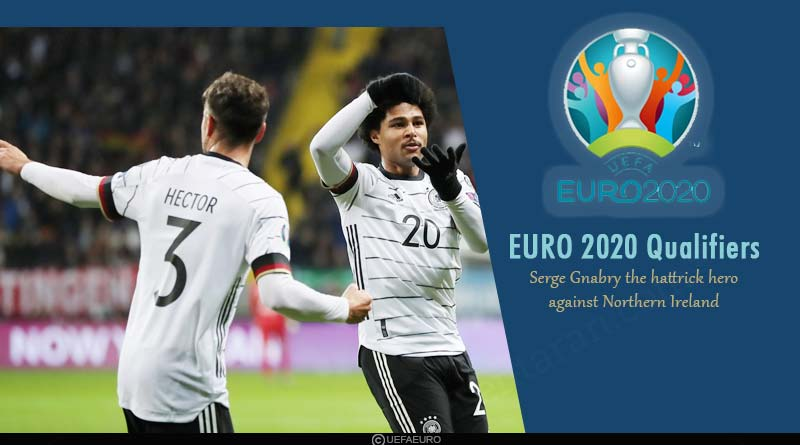 euro 2020 qualifiers news