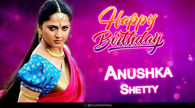 happy birthday anushka shetty images wallpaper