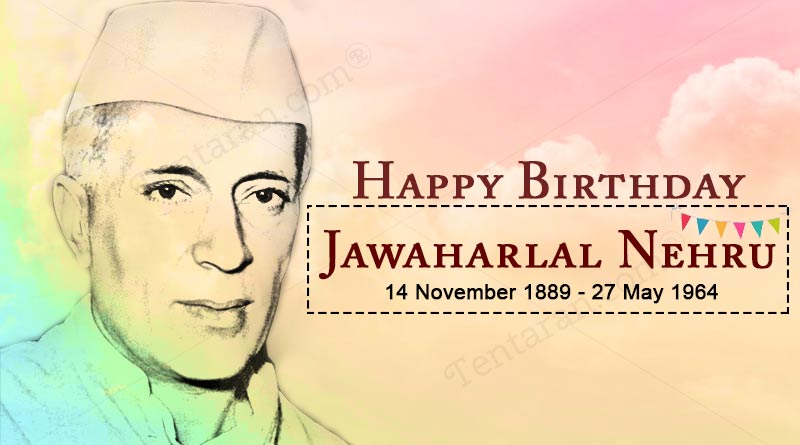 happy birthday jawaharlal nehru images