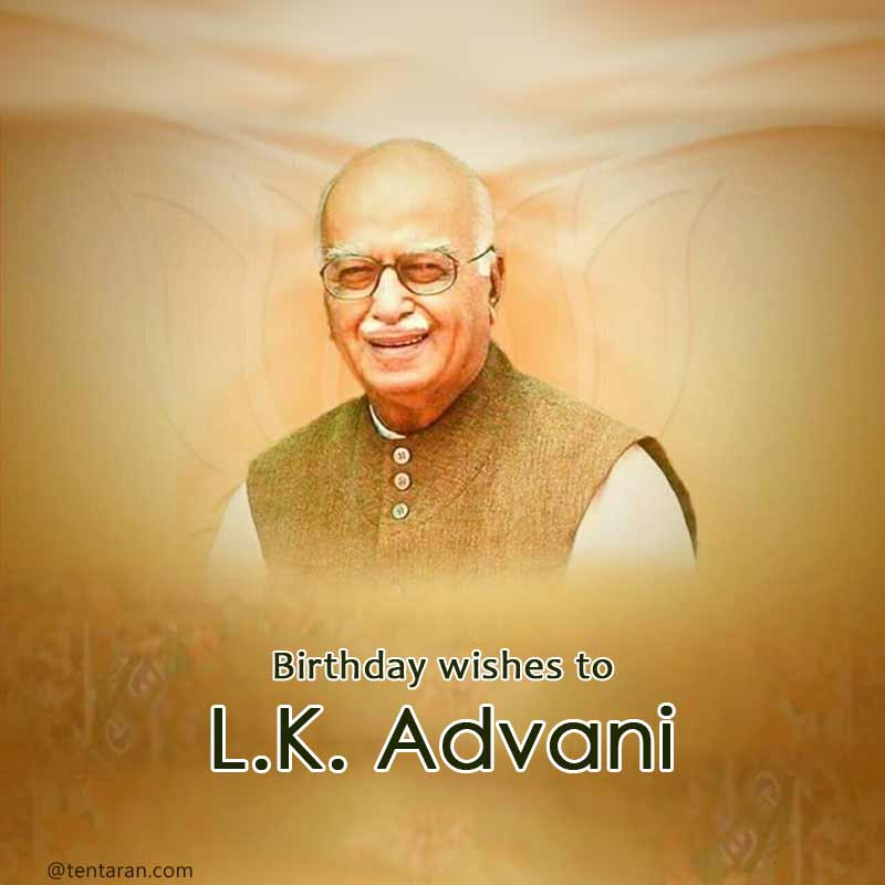 happy birthday lal krishna advani image5