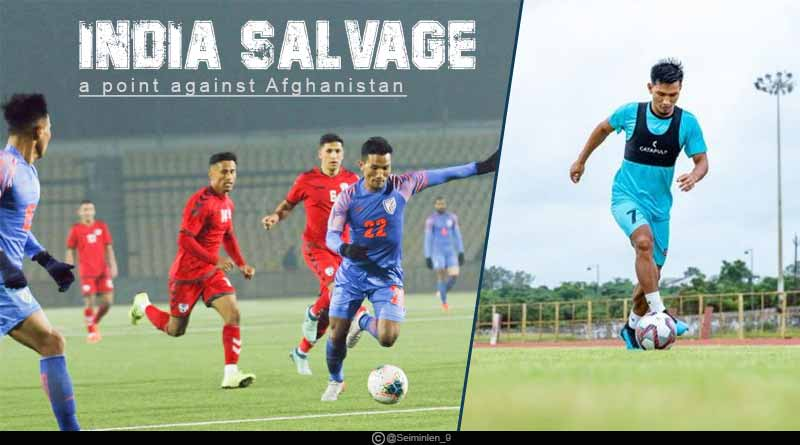 india vs afghanistan football 2019 highlights
