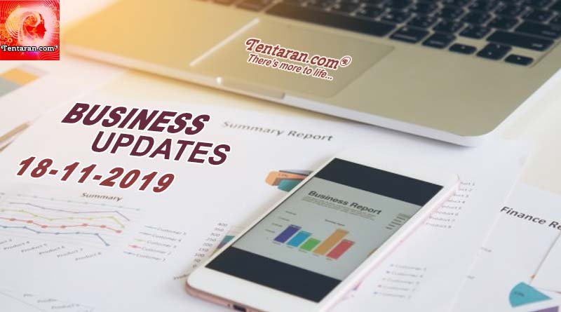 latest india business news 18th november