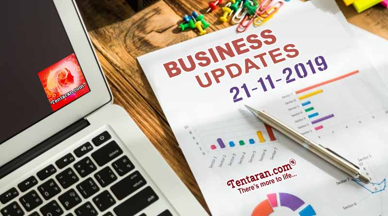 latest india business news 21st november