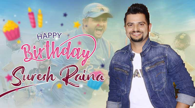 suresh raina birthday photo images whatsapp status