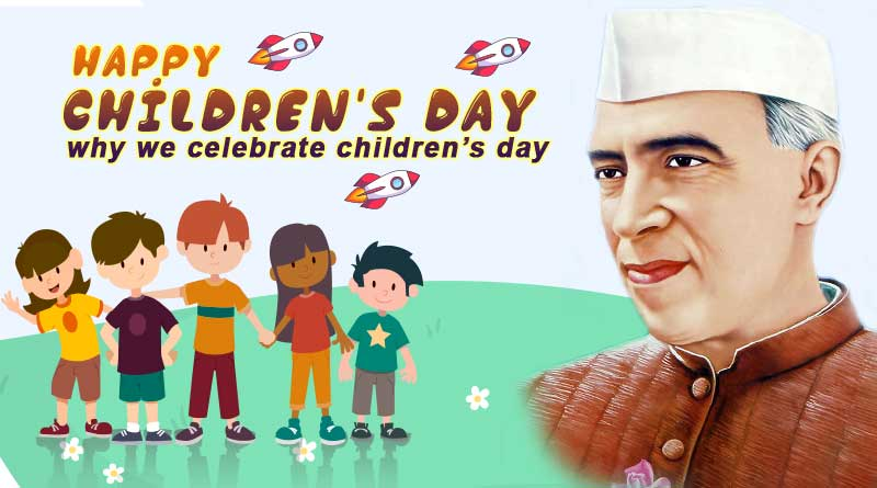 why we celebrate childrens day