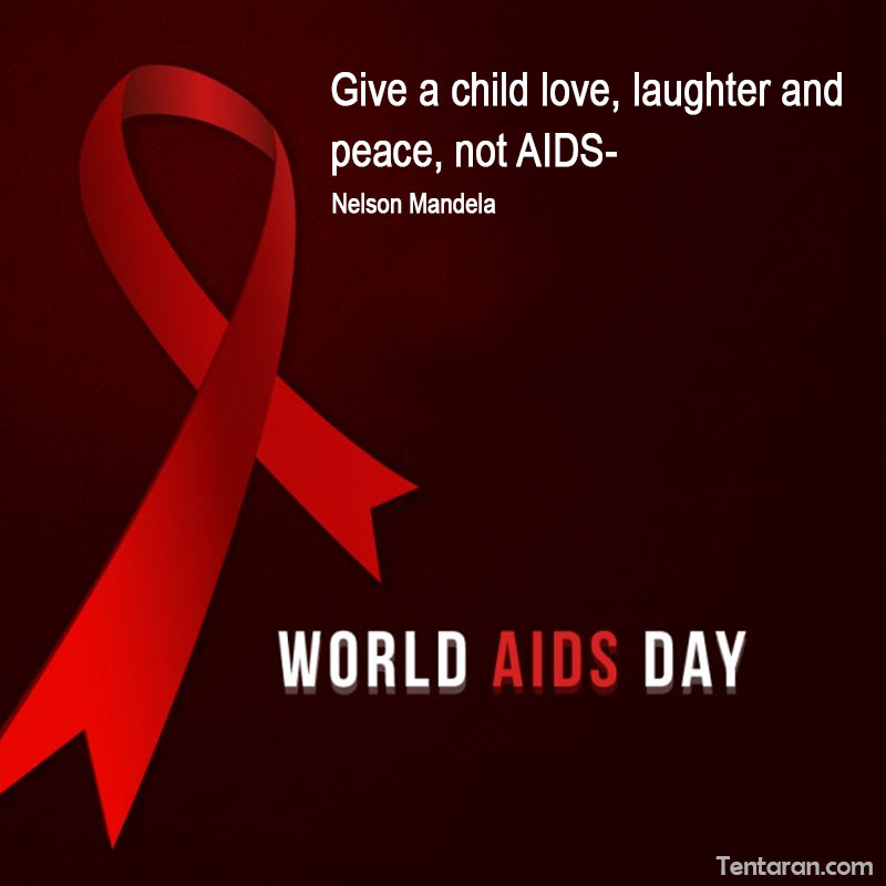 world aids day quotes images