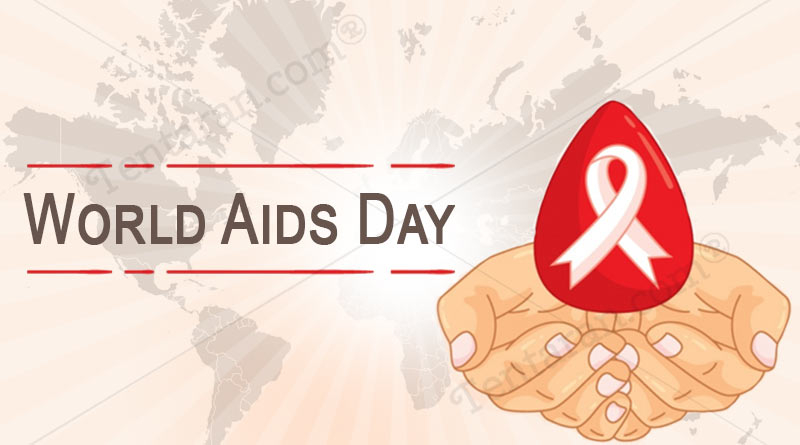 world aids day slogans images