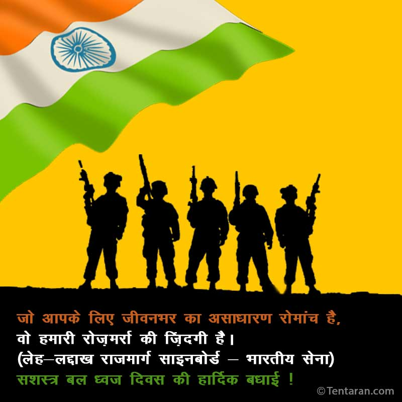armed forces flag day2